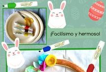 Pascua / Con tus productos Azor, ¡la Pascua es aún más divertida!