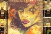 Urban Art / Urban creation from myself, from murals to various projects suitable for all different kinds of venues.