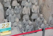 XIAN,CINA / Esercito di terracotta