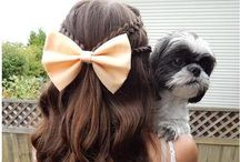 Hair idea's / by Anna Irwin