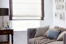 Fabrics: Linen / Rich and rustic, linen is an excellent fabric choice when it comes to creating a timeless and traditional feel in your home.