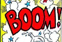 Boom! / Biff! Bop! Bang!