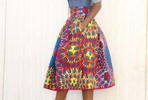 Wax, Ankara, African prints, Pagne / African prints, Ankara, wax