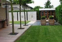 Gardens - West Wittering Beach House