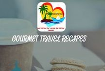 GOURMET TRAVELER RECIPES - LUXE FOOD / Gourmet Traveler Recipes from around the world. Uniquely awesome meals from destinations, by real travellers. Visit our Sister Brand http://pkjulesworld.com for some awesome travel tips