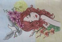 My coloring :)