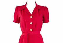 1940s clothing collection