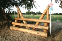 Horse Jumps / Inspiration for horse jumps/courses / by Amy J