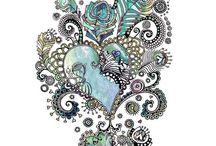 Tattoos.. / Beautiful ideas for tatoos