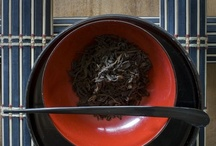 Certified Organic Pu-Erh Tea / Our certified organic pu-erh is aged like a fine wine, giving it a rich, earthy flavor, unlike any other type of tea. It is resilient to multiple infusions.