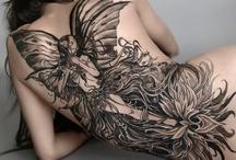 Tatoos / by Melanie Spurlock