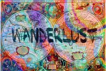 ☮  Wanderlust ☮ / Rejuvenate the hippie in your soul while enjoying images that express a moment lived on. / by ☮American Hippie