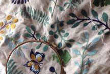 embroidery Ibaba Rwanda / embroidery