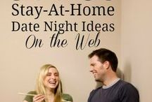 For Us - Date Night Ideas (HDYDI) / Because though we're double (or triply) busy, we all need to stay connected to our men!