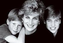 královská rodina - royal family