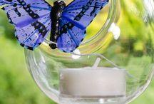 motýli - butterfly