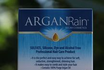 Hair Loss Treatment ARGANRain / STOP HAIR LOSS Sulfate, Slicone, Alcohol, Salt and Dye Free formulation Special Formulation with %100 Organic Argan Oil Prevent Oily Hair Long, healthy hair - FASTER HAIR GROWTH Microbiologically, Dermatologically and  allergy-tested / by ARGANRain Products