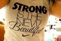 Fitspiration / Healthy fitness motivation. / by ...