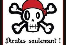 Thème: Pirate / by Aline Boisjoli