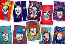 Thème: Cirque / by Aline Boisjoli