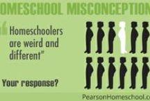 Homeschool Misconceptions / How do you respond to these common homeschool misconceptions?