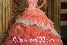 Quinceanera Dresses / All different types,sizes and colors of beautiful gowns / by Mary Stearnes