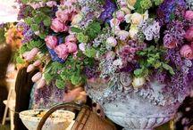 květinová vazba - floral arragement