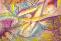 KARENN LIEGE -  VISUAL ART / Pinturas, desenhos, esculturas, gravuras, fotos de Karenn Liège