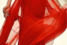 Red / Red fashion
