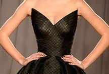 Bringing sexy black / Stunning black dresses