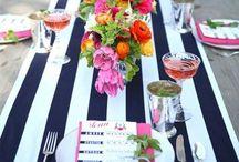stolování - table setting