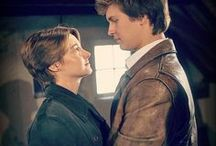 ♥The Fault In Our Stars♥ / ♥Augustus Waters and Hazel Grace♥