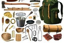 camping&bushcarft / Shelters, tools, tips