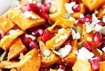 Pomegranate Side Dish Recipes