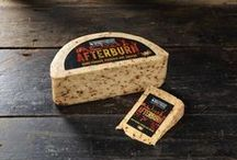 Afterburn™ Cheese by Windyridge Cheese Ltd / Made using only the finest blend of Jalapeño peppers, red chillies and a mix of red and green bell peppers; this fiercely hot hand forged cheese packs a real chilli kick. We then add Garlic into the mix to give a really well balanced flavour. This is our best-selling brand – go on experience the Afterburn™.