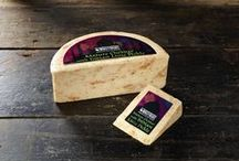 Indian Lime Pickle Cheese by Windyridge Cheese Ltd / One of our new flavours and winner of a silver award at the International Cheese Awards, mature Cheddar with Indian Lime Pickle combines sharp lime and a hint of spice. This one will have you reaching for a poppadum! by WIndyridge Cheese Ltd