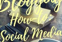 Blogging How-to: Social Media / Social media ideas, tips and tricks for bloggers.