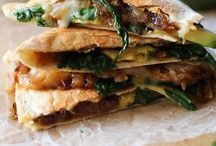 Recipes / Food glorious food