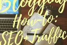 Blogging How-to: SEO & Traffic