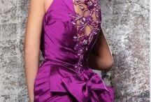 Pretty in purple / Purple fashion