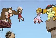 Mario/Donkey Kong / by The Technomancer