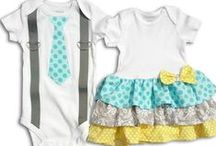 Multiples - Dressing Up Multiples (HDYDI) / Everything to do with coordinated outfits for twins, triplets and higher order multiples. From holiday card photos to everyday onesies, have fun dressing your multiples!