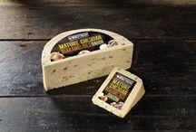 Carmelised Onion Cheese by Windyridge Cheese Ltd / Cheddar Cheese with Caramelised Onion by Windyridge Cheese Ltd