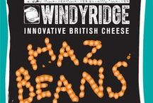 Haz Beans Cheese by Windyridge Cheese Ltd / Haz Beans Cheese - Cheddar Cheese with Baked Beans