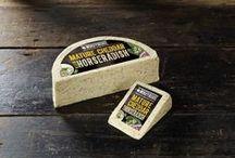 Horseradish Cheese by Windyridge Cheese Ltd / Cheddar Cheese with Horseradish