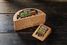 Mexican Spices Cheese by Windyridge Cheese Ltd / Cheddar cheese with Mexican Spices
