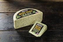 Sage Cheese by Windyridge Cheese Ltd / Cheddar Cheese with Sage