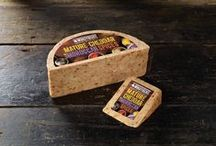Moroccan Spices Cheese by Windyridge Cheese Ltd / Cheddar Cheese with Moroccan Spices