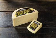 Pineapple Cheese by Windyridge Cheese Ltd / Cheddar Cheese with Pineapple