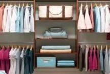Astuces Rangement / Des p'tits trucs et idées astucieuses pour faciliter le rangement et optimiser vos espaces.